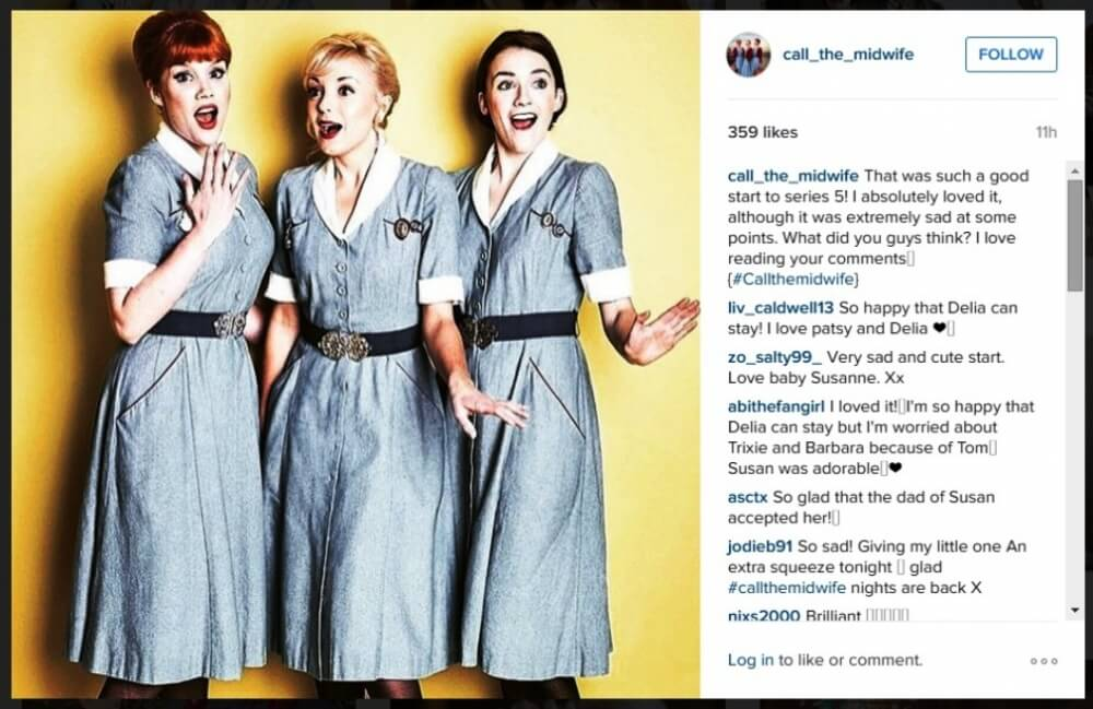 Call The Midwife Season 5 Christmas Special.Call The Midwife Season 5 Barbara To Encounter Difficult