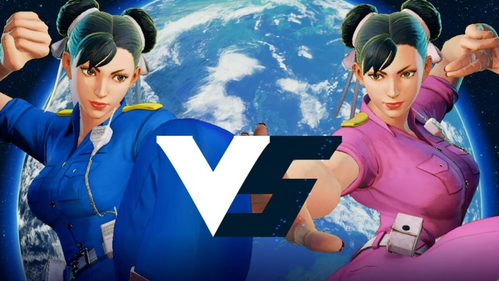 chun li street fighter 5 all costumes