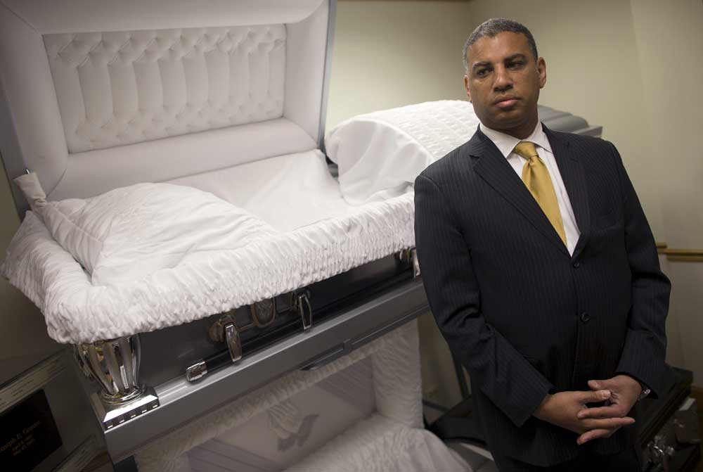 Michigan Funeral Home Faces Court Battle for Barring Man