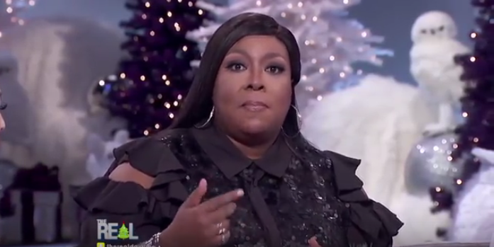 'The Real' Co-Host Loni Love Reveals Why She Donates to ...