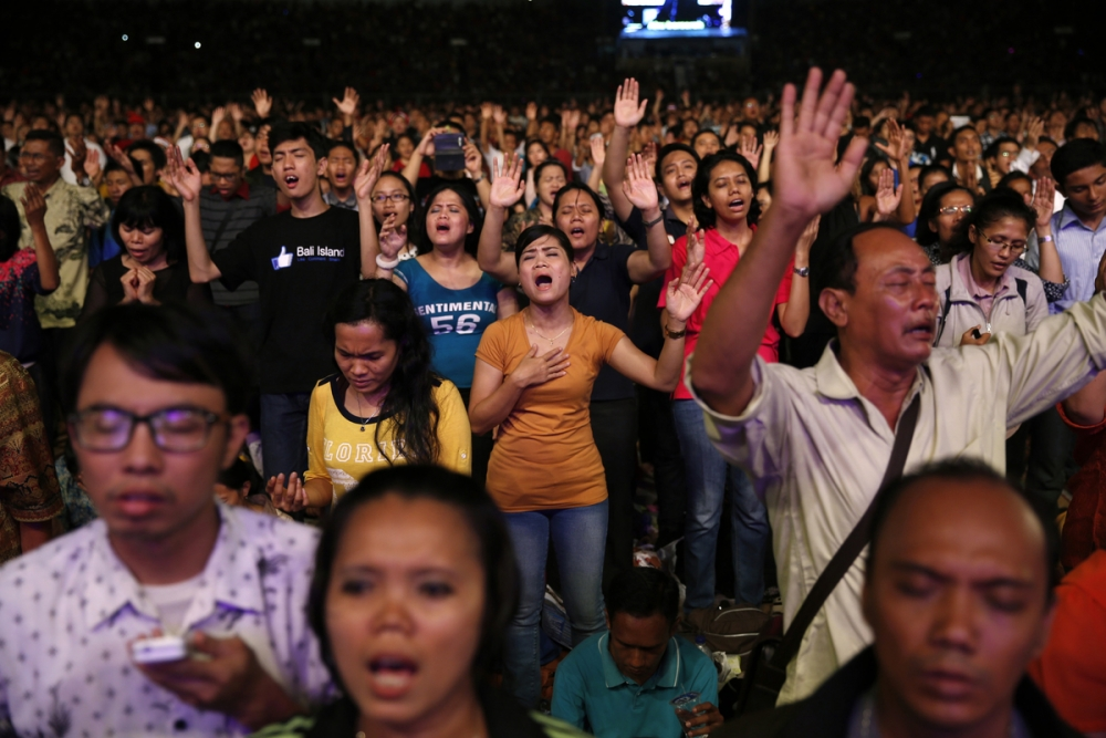 New Data Shows Christianity Has Grown by About 1% in Muslim-majority Indonesia