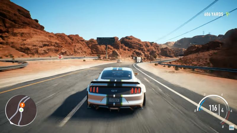 Need For Speed Payback Release Date Gameplay News An