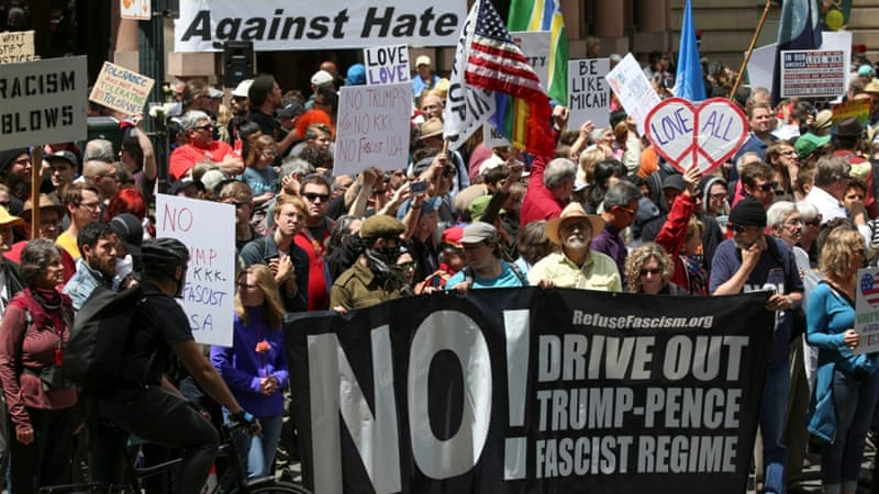 What Is Antifa? The Far-Left Group Staging Violent Protests ...