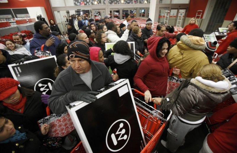 How Much Do Americans Spend on Black Friday?