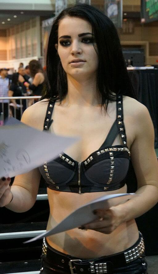 Paige porn wwe