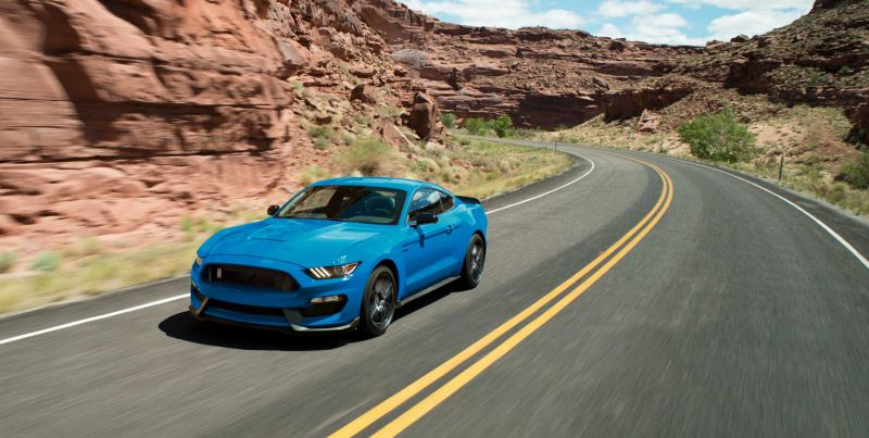 ford shelby gt news model    part  chicago auto show ford launches teaser