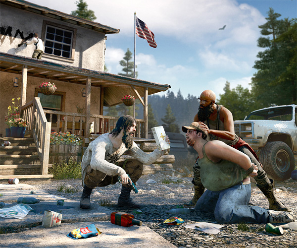 Far Cry 5 News Film Prequel Inside Eden S Gate Out Now The Christian Post