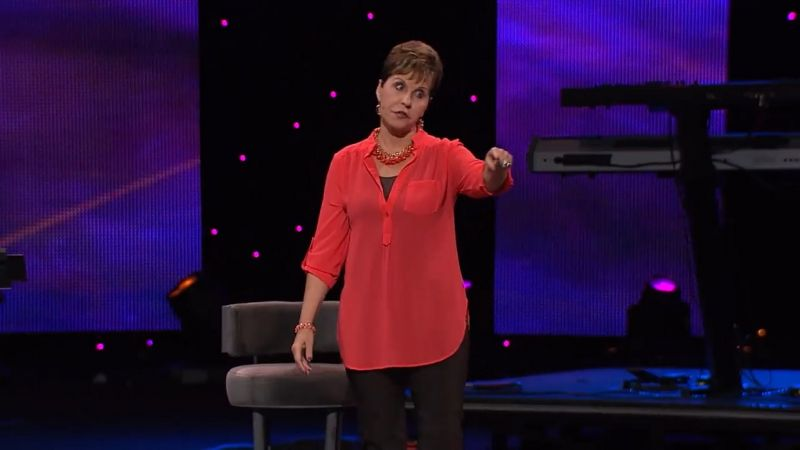 Joyce Meyer Opens Up About Day Her Father Admitted to Sexually