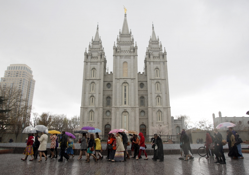 2471430dfe2 Mormons Claiming to Be the Only True Church With New Name Guidelines ...