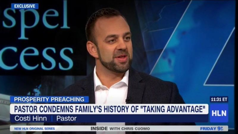 Benny Hinn's nephew identifies 5 types of 'dangerous church