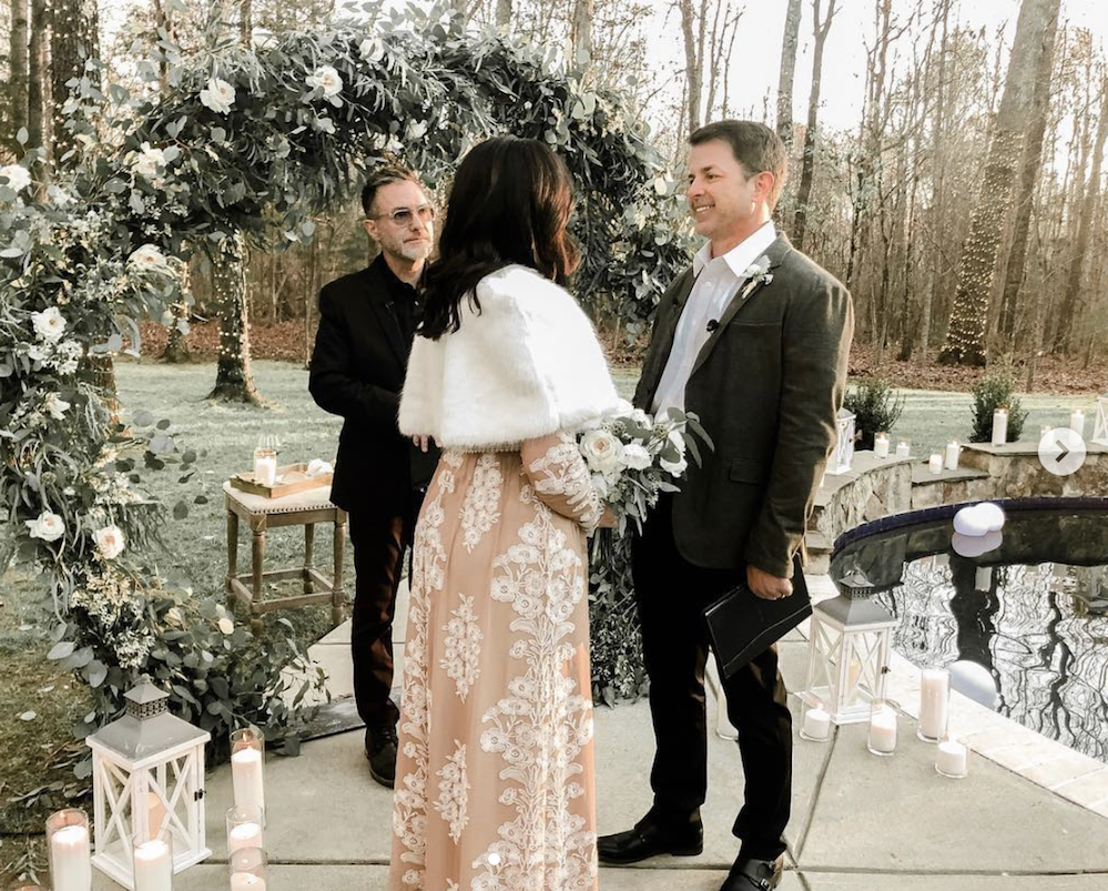 Lysa TerKeurst, husband renew vows after overcoming infidelity