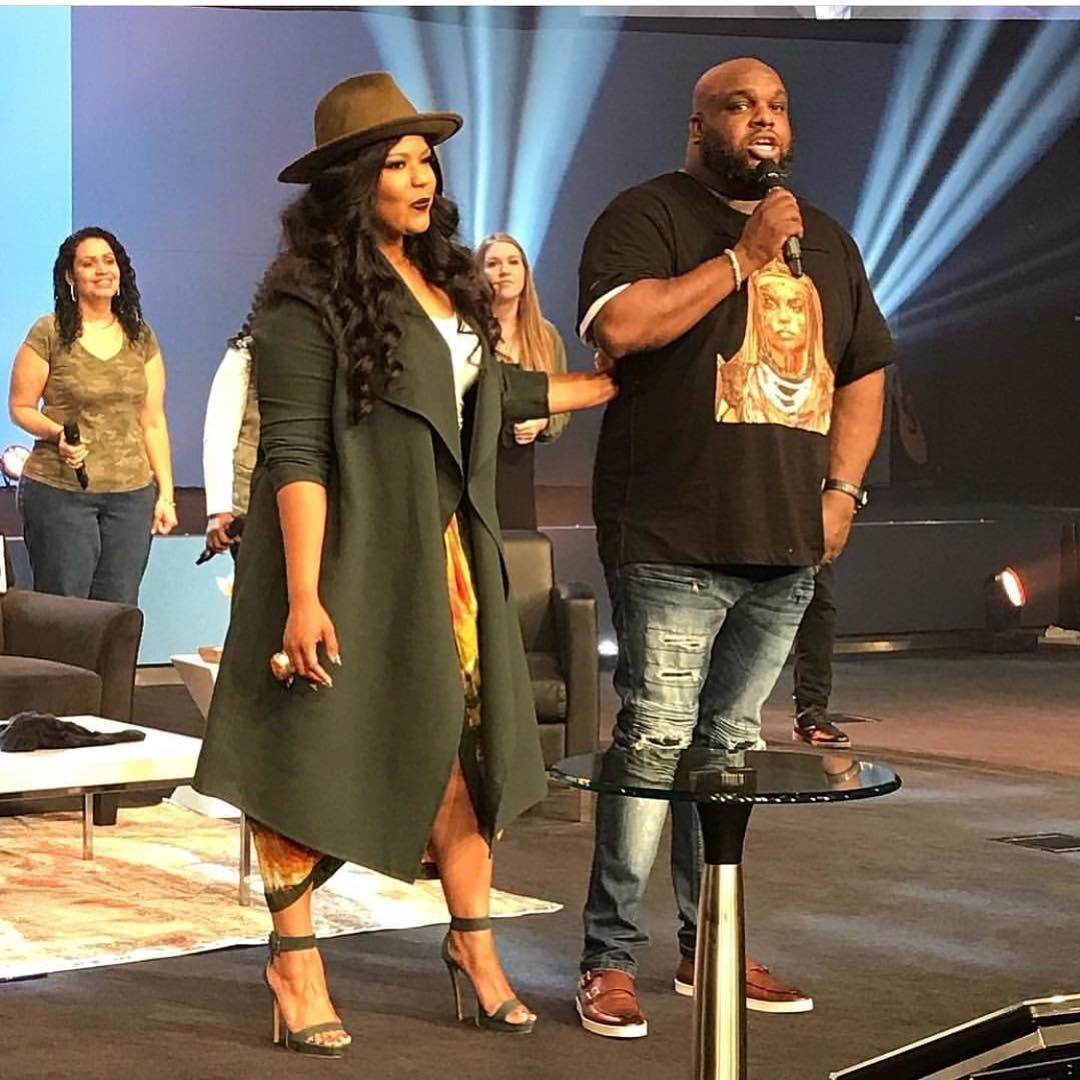 After Being On Brink Of Divorce, Pastor John Gray And Wife