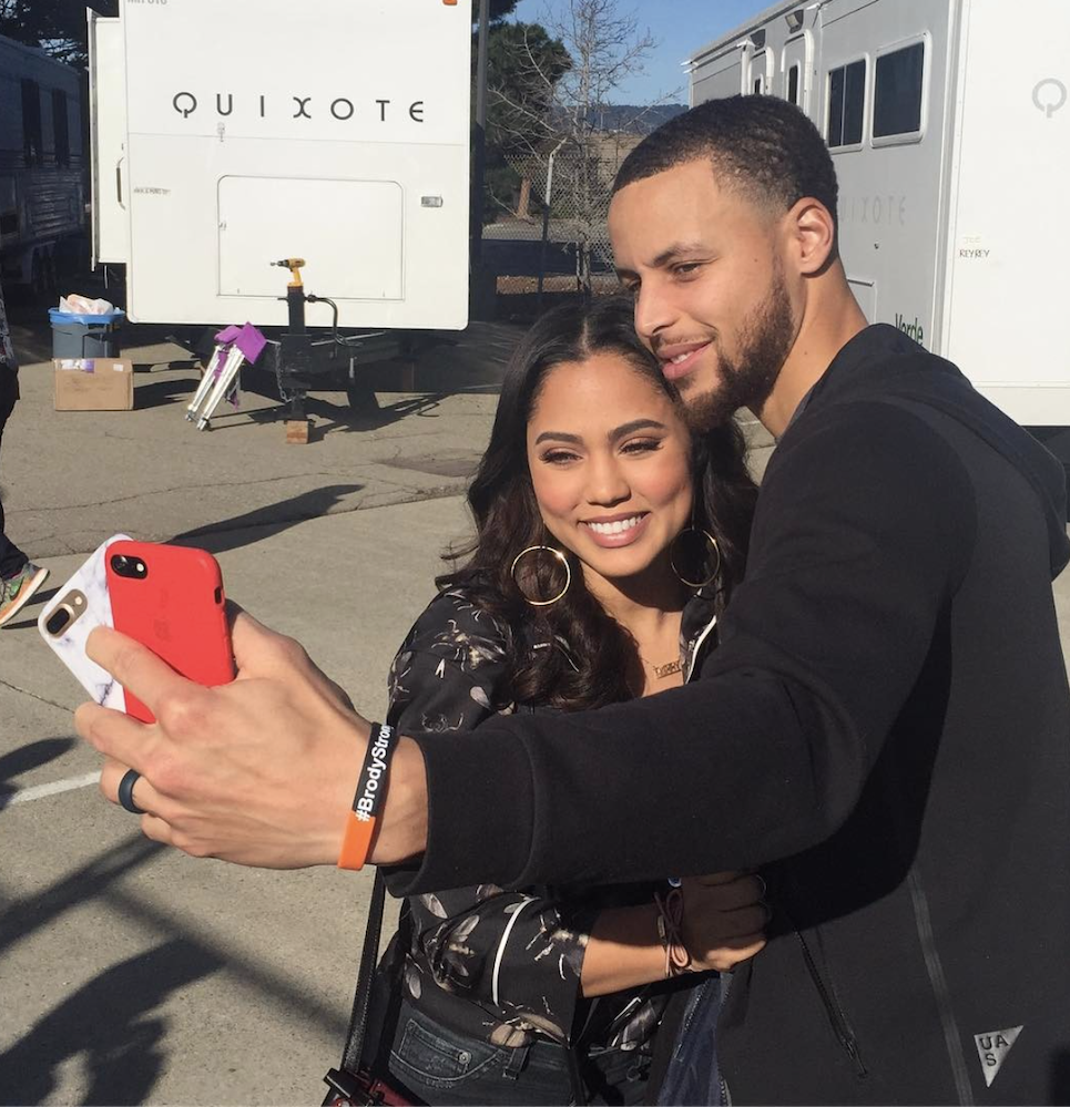 e403f9f2a4a Ayesha Curry on the women who'll 'always be lurking' over husband Steph:  'Devil is a liar' - The Christian Post