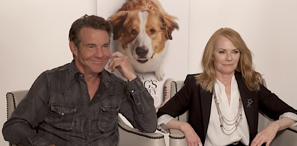 Stars Of A Dog S Journey Impacted By Movie S Themes Of Redemption Unconditional Love The Christian Post
