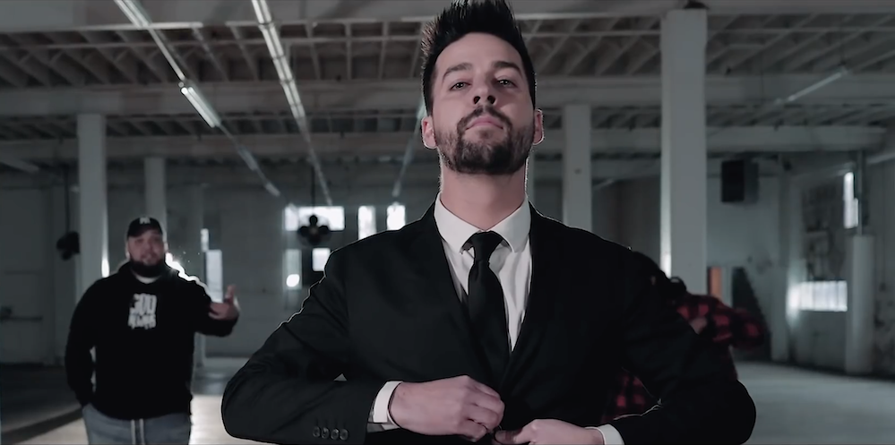 Comedian John Crist's new song 'Check Your Heart' climbs the charts