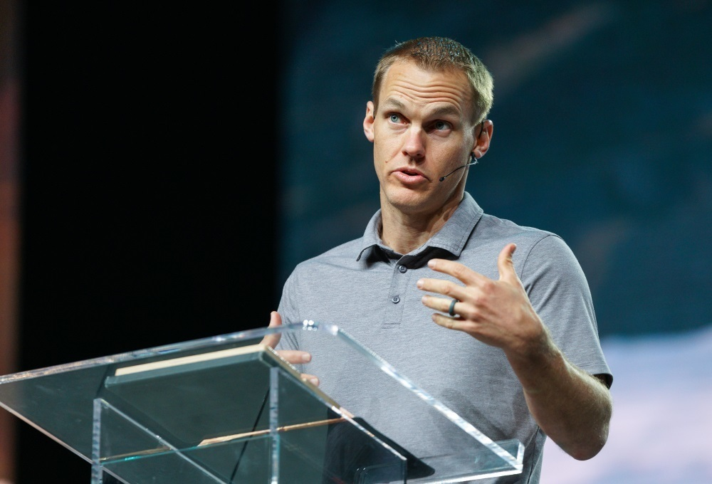 David Platt addresses Trump prayer controversy at SBC