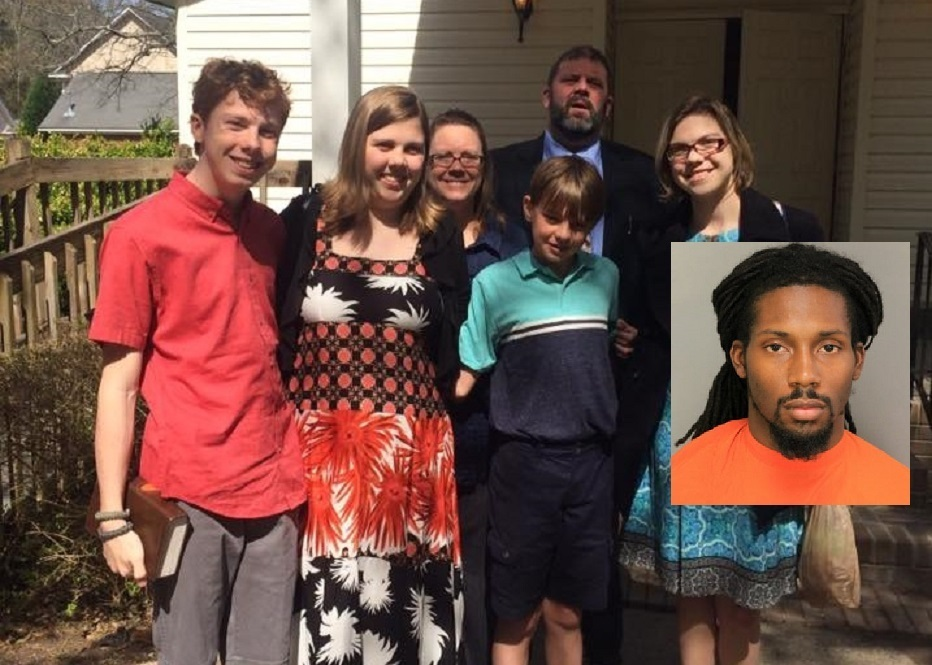 Family was with pastor as suspected drunk driver caused