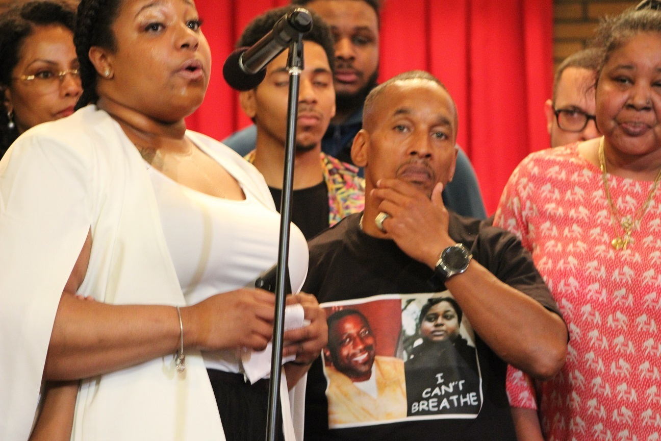 Korey Wise, exonerated member of Central Park 5 speaks out on NYPD