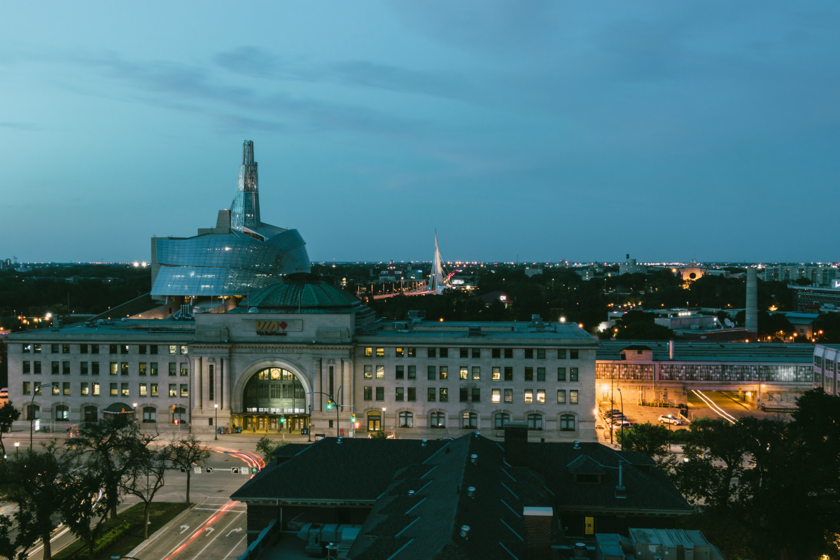 Winnipeg: A surprisingly cool Canadian big city