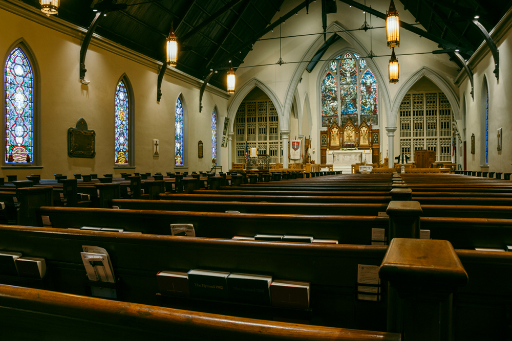 Where to go this fall: Old churches, fall foliage, presidential candidates and more
