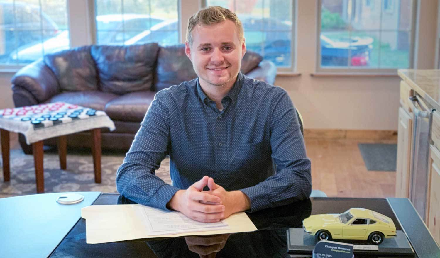 '19 Kids and Counting' star Jed Duggar runs for office in Arkansas, vows to defend religious liberty