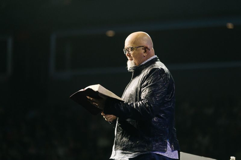 James MacDonald issues 'repentance,' wants future focused on preaching and teaching