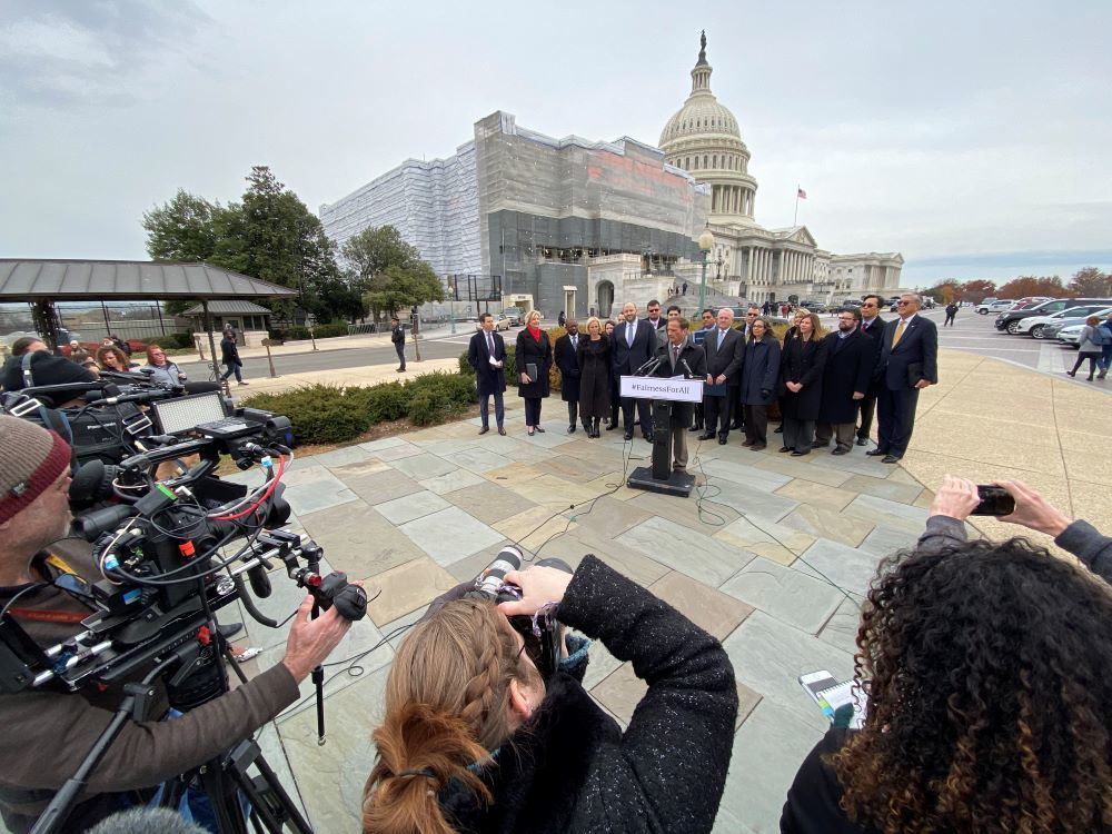Christian groups back new LGBT civil rights bill that protects religious institutions