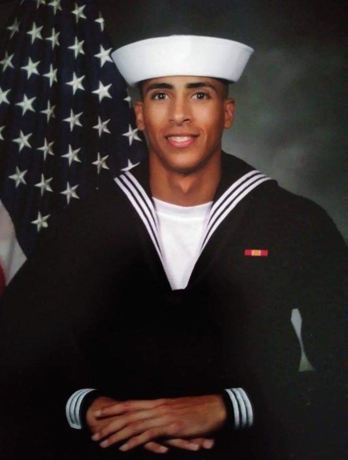 Airman Mohammad Sameh Haitham