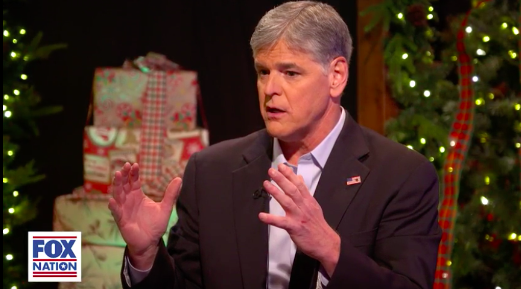 Sean Hannity says faith is 'stronger' than ever after leaving Catholic Church over 'institutionalized corruption'