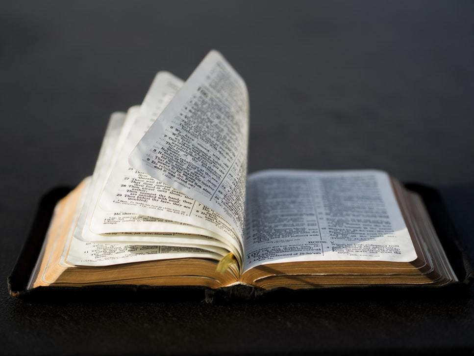 The benefits of reading the Bible in 2020