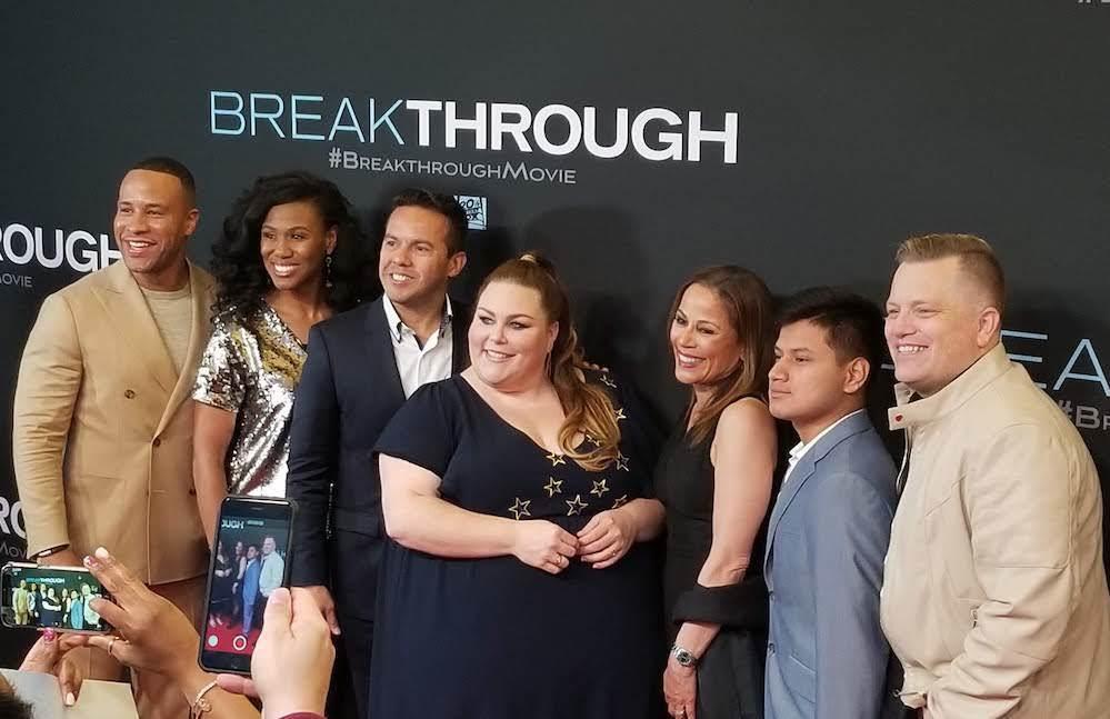 Christian film 'Breakthrough' gets Oscar nomination; Chrissy Metz lands record deal
