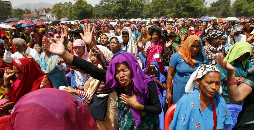 Voice of the Martyrs releases prayer guide to help Christians pray for persecuted believers