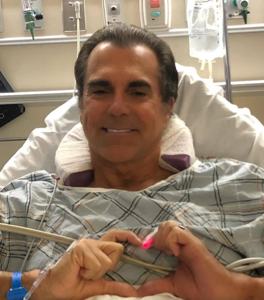 Carman Licciardello asks for prayer as cancer returns: 'I can't quit, I still trust God'