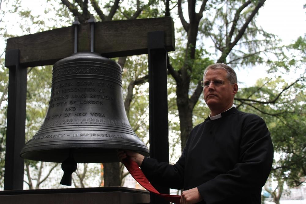 William Lupfer, rector of Manhattan church with billions in assets, resigns for 'Sabbath rest'