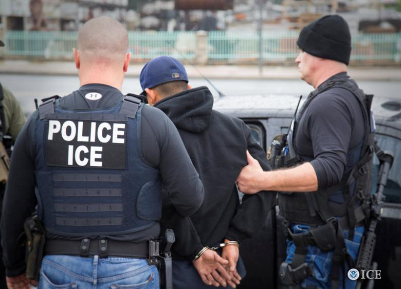 Son of Latin American Anglican bishop detained by ICE, denied asylum