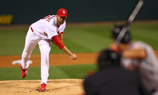 MLB all-star Adam Wainwright leading 1-year online Bible study for fans