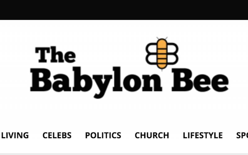 Babylon Bee – Liberals taste their own medicine