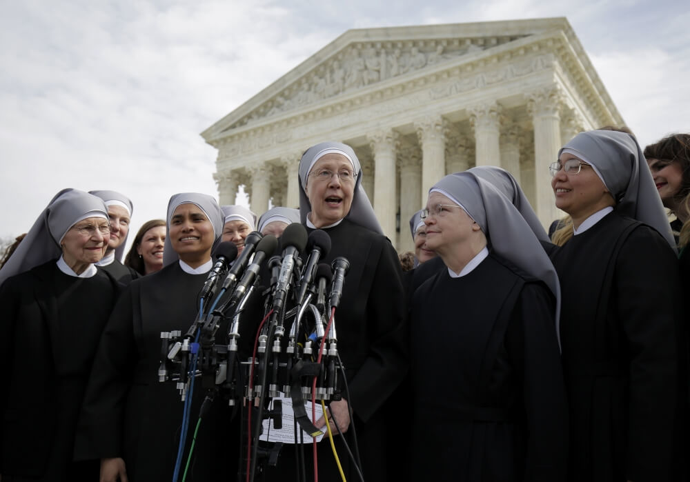 Supreme Court to review Trump's religious exemptions to Obamacare mandate