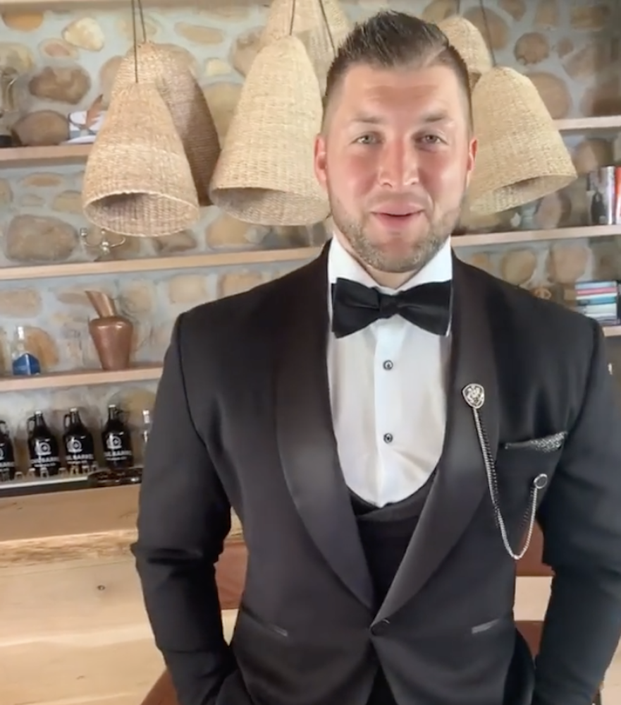 Tim Tebow marries former Miss Universe Demi-Leigh Nel-Peters, says it's a 'dream come true'