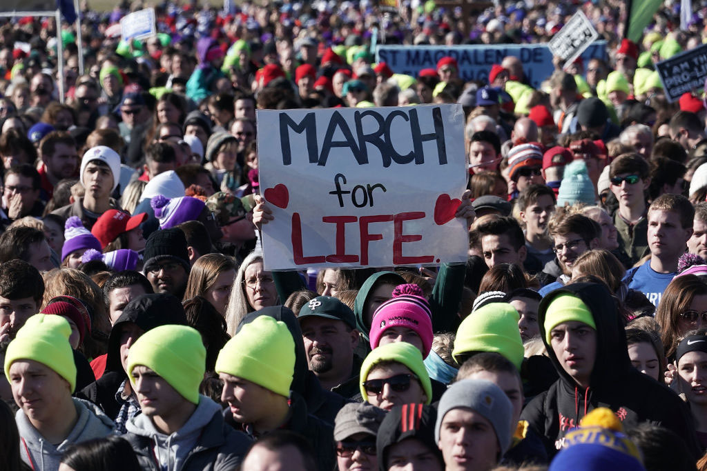 47th anniversary of Roe v. Wade: Increasing opposition to abortion nationwide