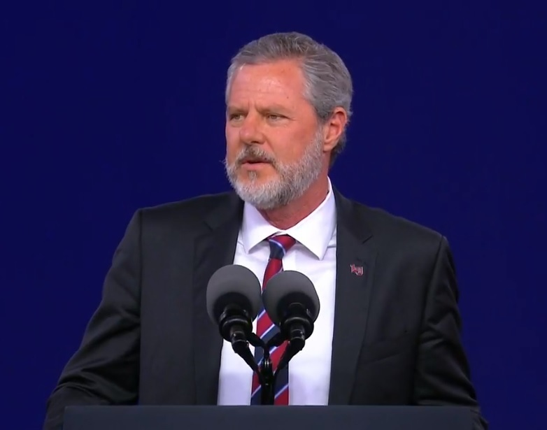 Jerry Falwell calls for 'civil disobedience' if Virginia passes stricter gun laws