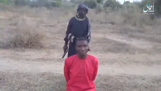 IS child soldier executes Nigerian Christian student, declares 'we will not stop'
