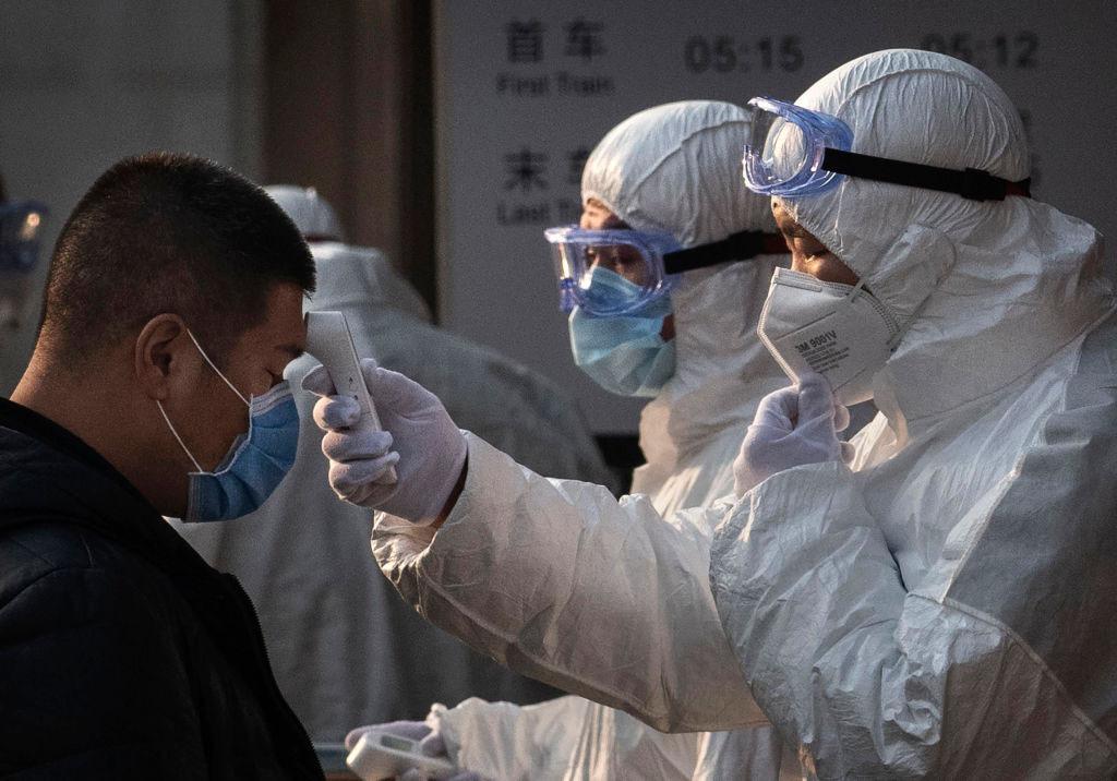 coronavirus  millions on lockdown in china as virus