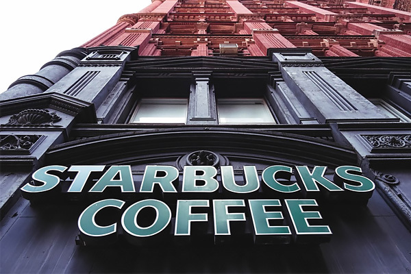 Starbucks launches transgender charity campaign