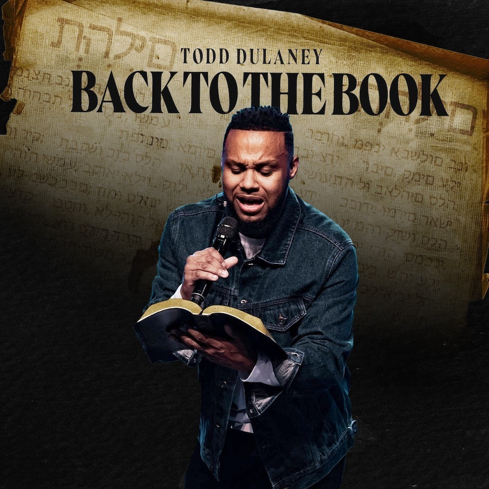 Todd Dulaney answers prophetic call to sing the Bible, says God is 'shifting the atmosphere'
