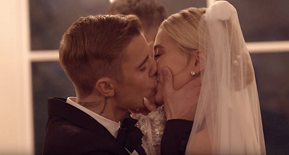 Justin and Hailey Bieber release wedding footage, say they 'trust God so much' with their love story