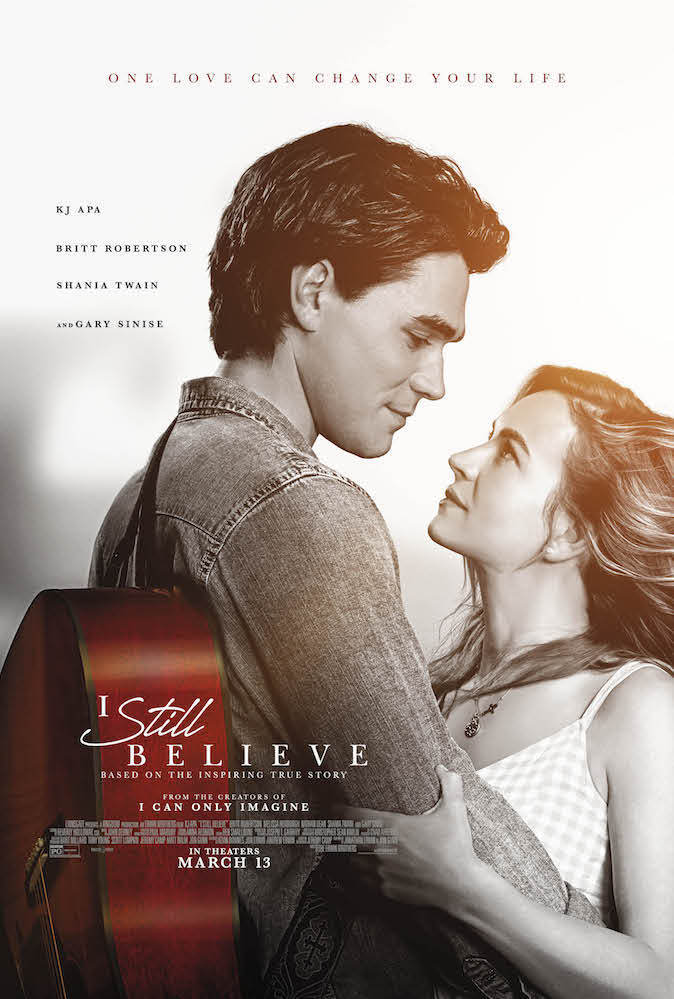 'I Still Believe' becomes first Christian film to be released in IMAX theaters
