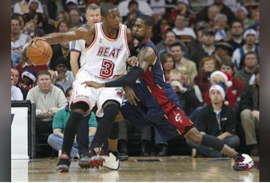 Dwyane Wade – love and support are not synonymous