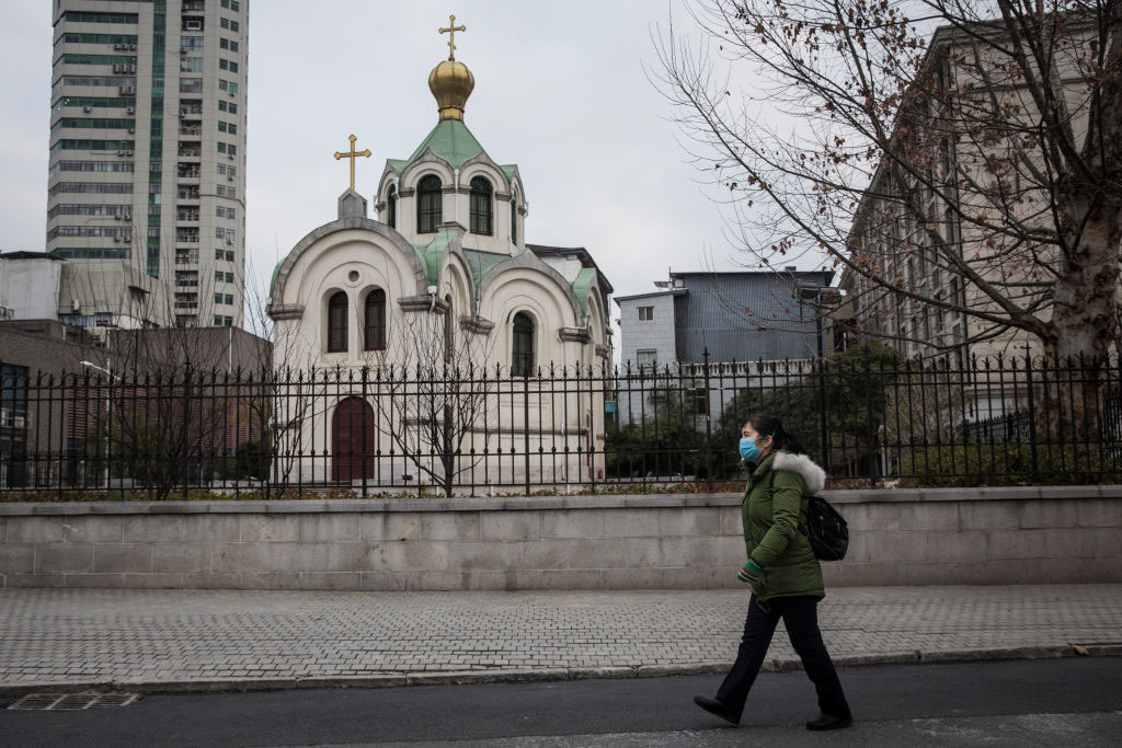 Christians risk lives to help fight coronavirus in China as death toll skyrockets