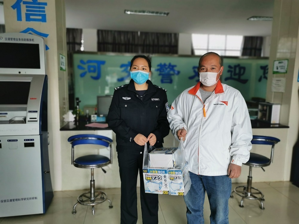 World Vision's $3.7 million coronavirus campaign to aid nearly 400,000 in China